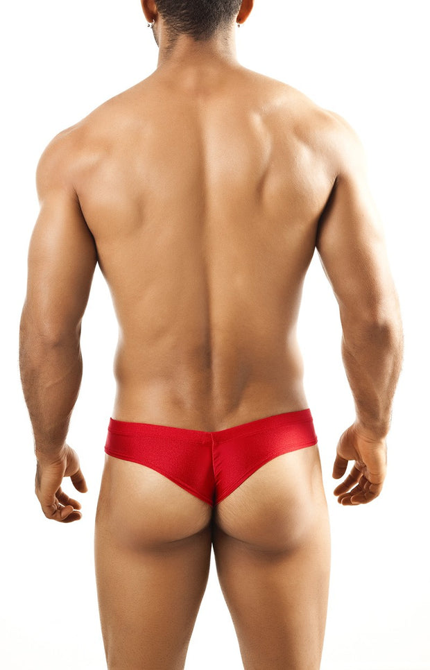 Joe Snyder - Mini Cheek - Red-Underwear-Johnny Beach