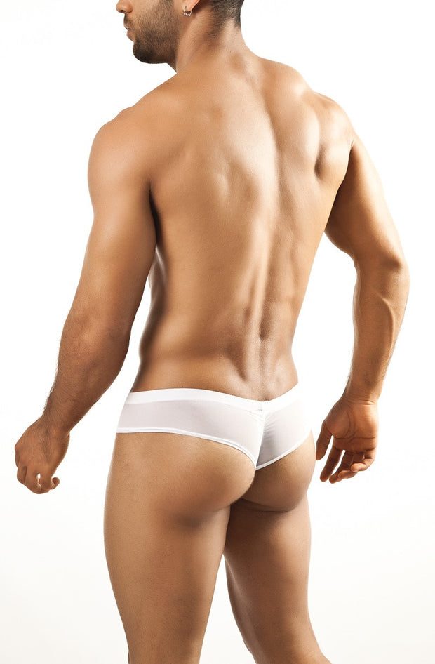 Joe Snyder - Mini Cheek - White Mesh Johnny Beach