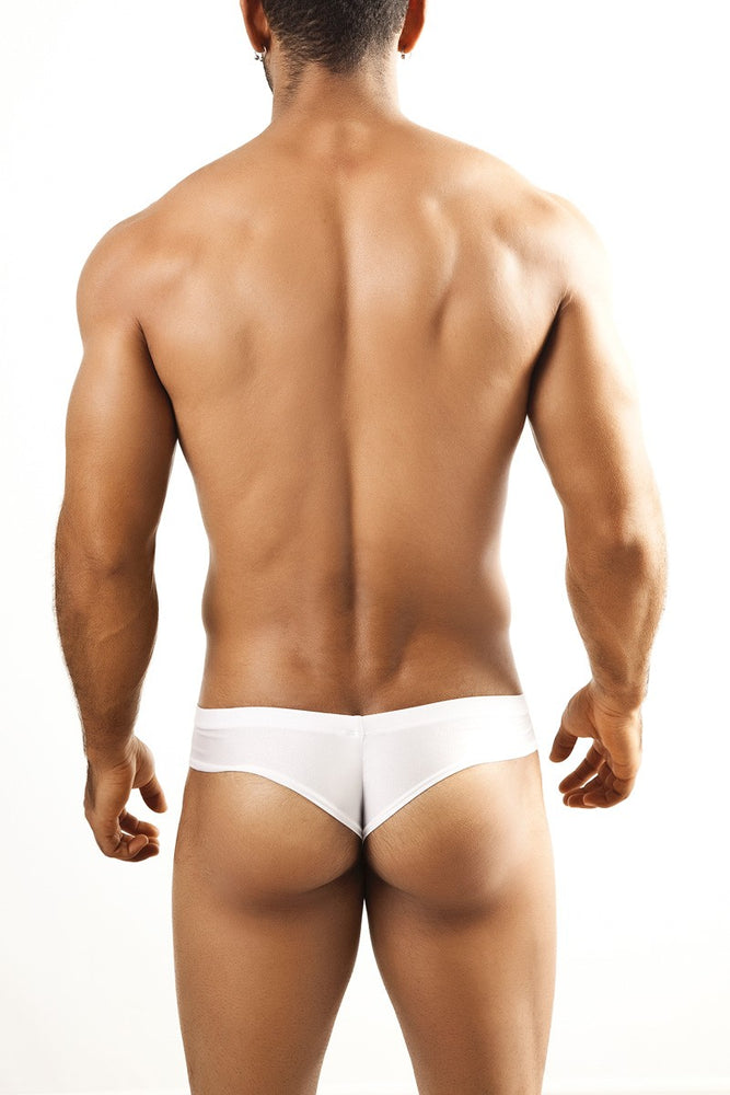 Joe Snyder - Mini Cheek - White, Underwear, Joe Snyder - Johnny Beach