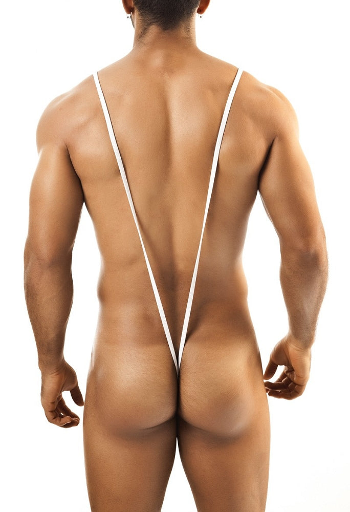 Joe Snyder - Body Thong - White Mesh, Underwear, Joe Snyder - Johnny Beach