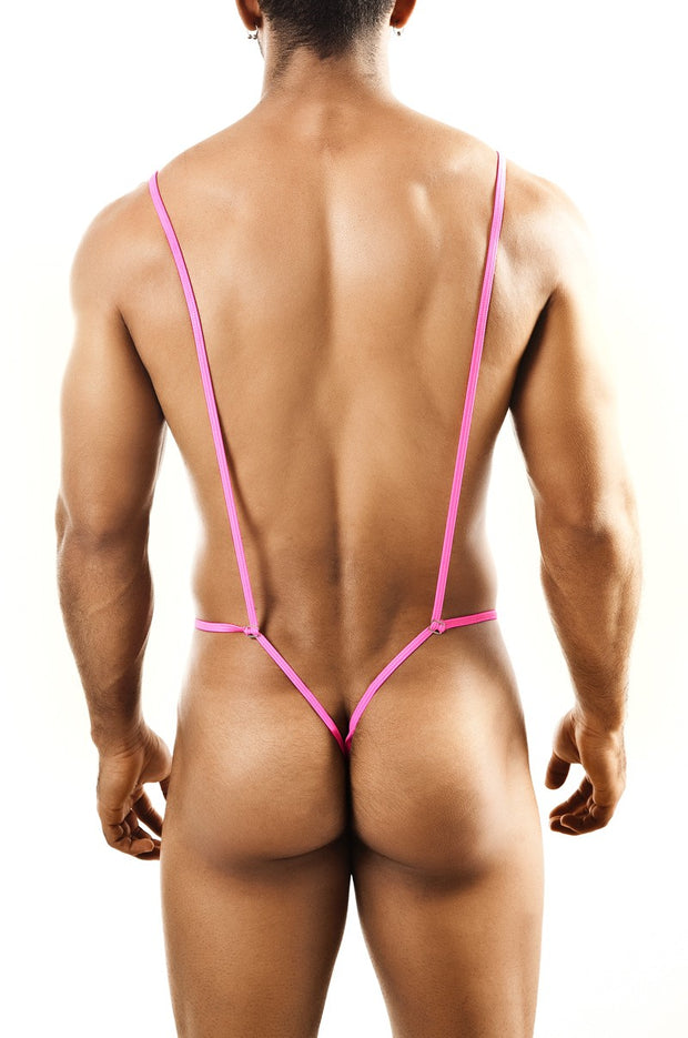 Joe Snyder - Body Thong - Pink-Underwear-Johnny Beach