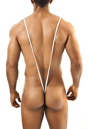 Joe Snyder - Body Thong - White, Underwear, Joe Snyder - Johnny Beach