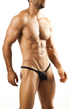 Joe Snyder - Bulge Thong - Black