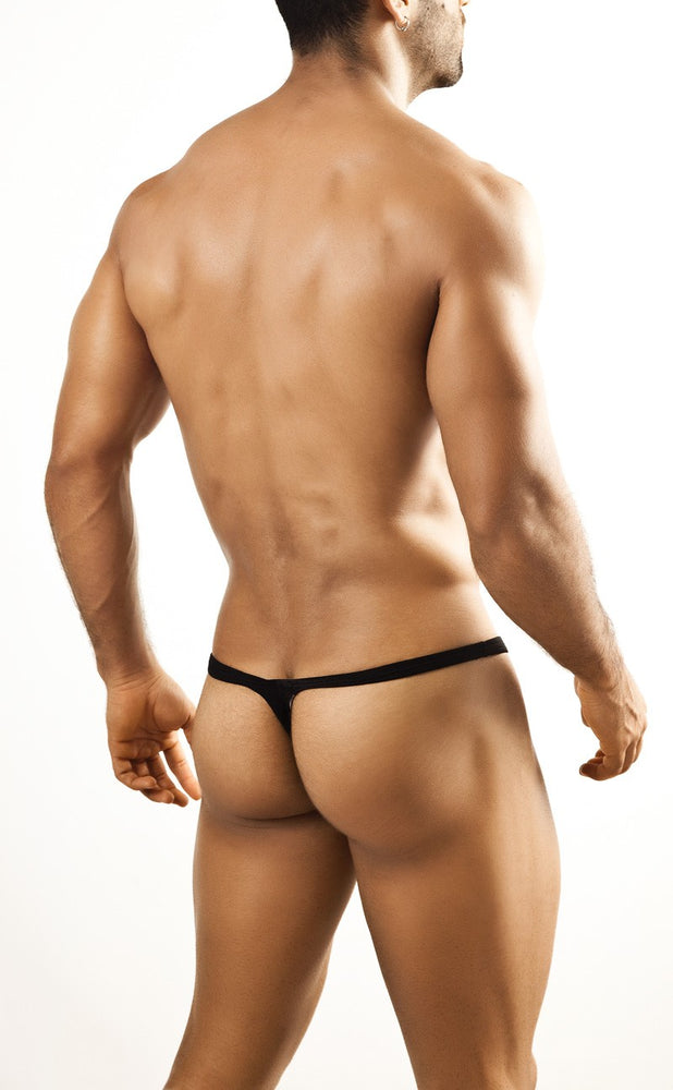 Joe Snyder - Bulge Thong - Black, Underwear, Joe Snyder - Johnny Beach