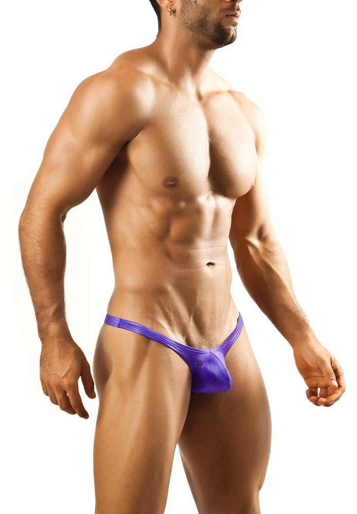 Joe Snyder - Bulge Thong - Violet