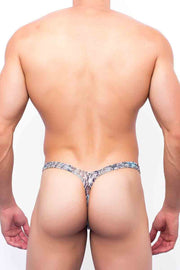 Joe Snyder - Bulge Thong - Snake-Underwear-Johnny Beach