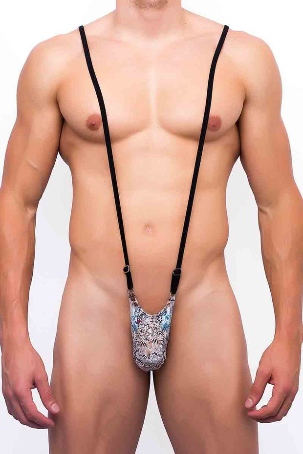 Joe Snyder - Body Thong - Snake Johnny Beach