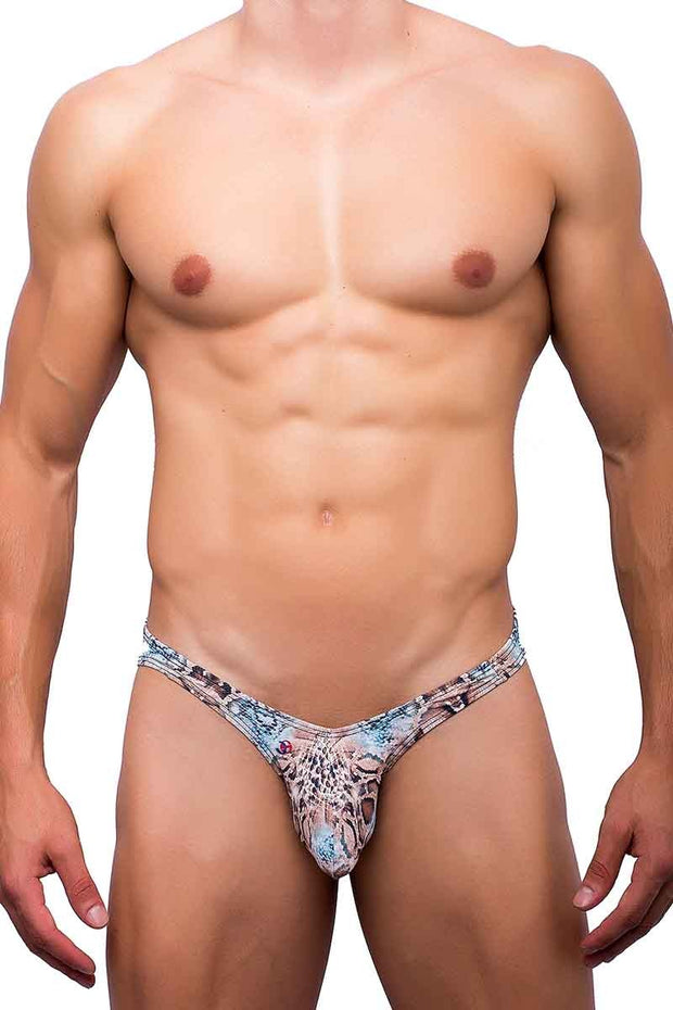Joe Snyder - Full Bulge Bikini - Snake Johnny Beach