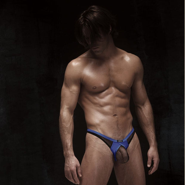 Gregg Homme X-Rated Maximiser Thong Royal
