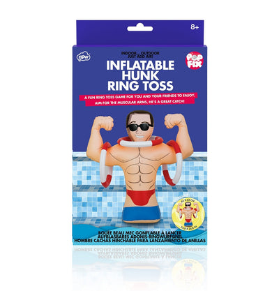 NPW - Pop Fix Hunk Ring Toss-inflatables-Johnny Beach