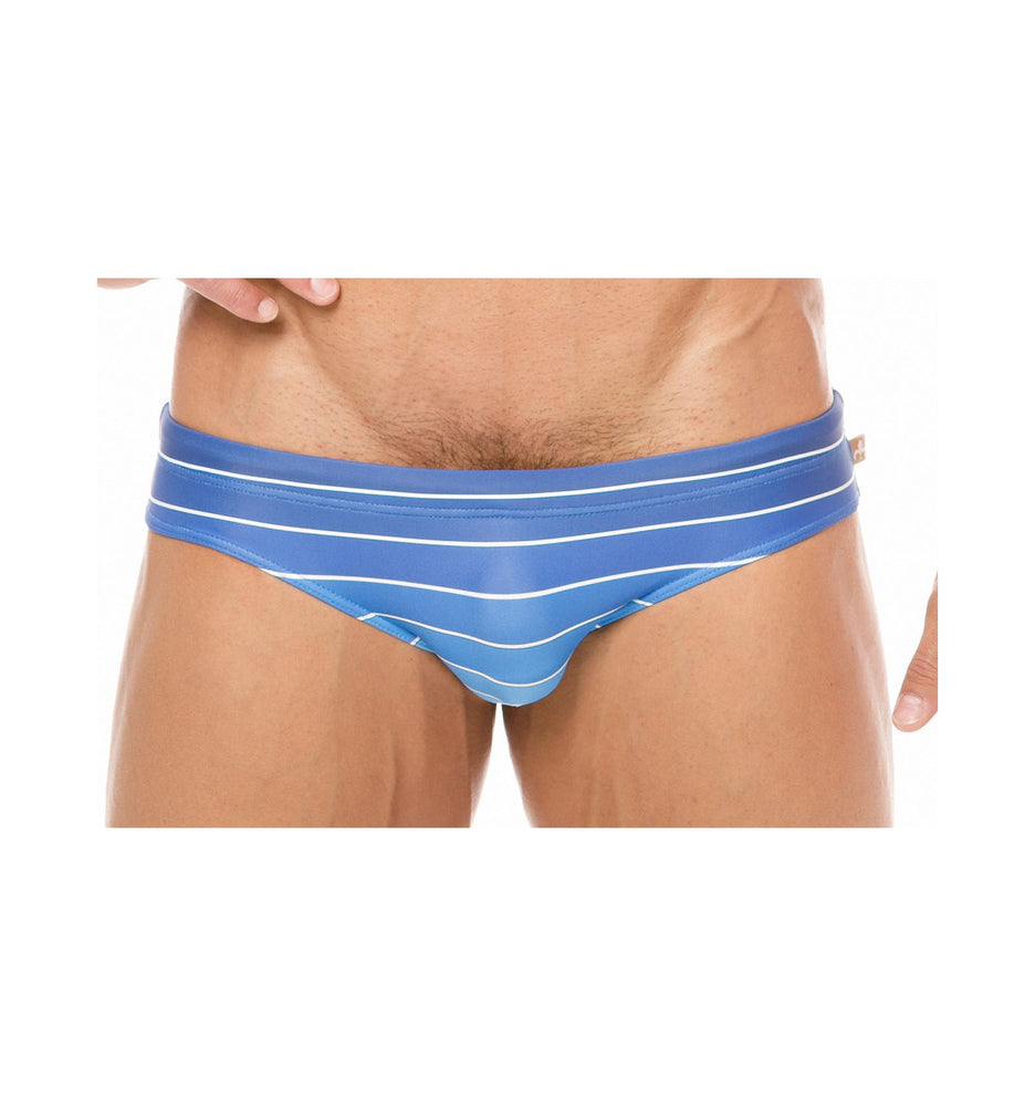 Marcuse - Radiant Swim Brief - Blue, Swimwear, Marcuse - Johnny Beach