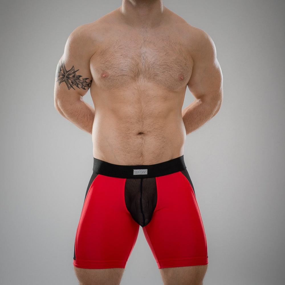 Sukrew - Full Sprint- Red & Black - Jake