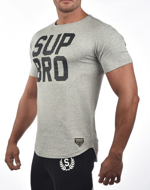 Supawear - SUP T-Shirt - Grey Marle, t-shirts, Supawear - Johnny Beach