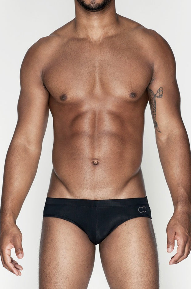 2EROS - Icon Swimwear - Black Johnny Beach