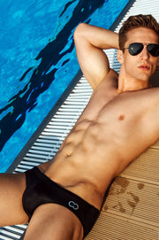 2EROS - Icon Swimwear - Black-Swimwear-Johnny Beach