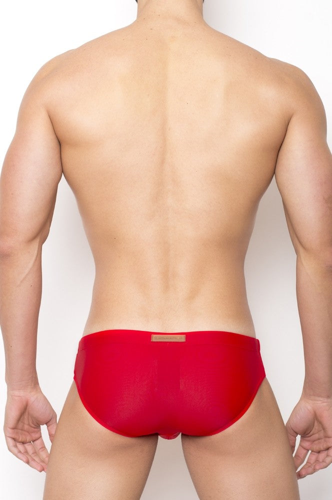 2eros - V10 Core Swimwear - Red, Swimwear, 2eros - Johnny Beach