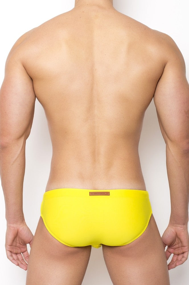 2eros - V10 Core Swimwear - Yellow, Swimwear, 2eros - Johnny Beach