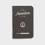 Word. Notebooks - The Adventure Log - Black