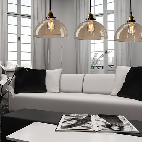 LED Vintage Pendant Light