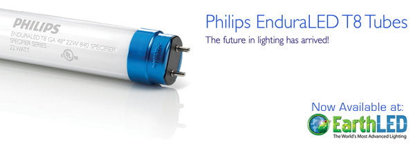 Philips Enduraled T8 Now At Earthled Earthled Com
