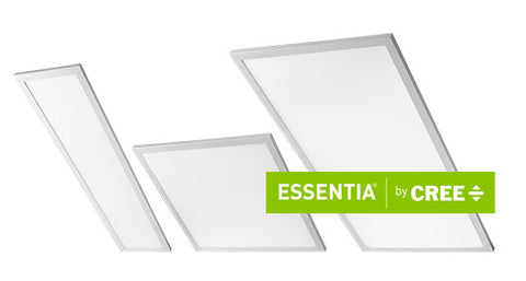 Essentia by CREE LED Flat Panel Troffer