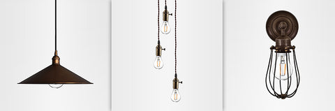 Euri Vintage LED A19 Light Bulb Applications
