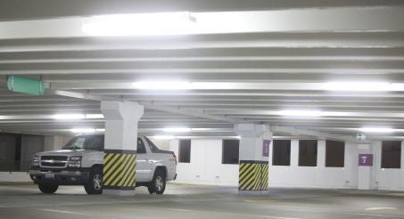 EarthLED Carries A Full Selection Of LED Parking Garage Lighting Such As  IP67 Vapor Tight, Dustproof, And Waterproof LED Fixtures.