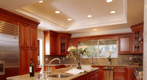 kitchen down lighting. Screw-In LED Replacements For Recessed Downlighting Kitchen Down Lighting E
