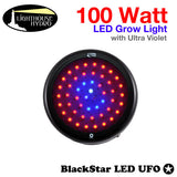LED Grow Light - 100 Watt - Ultra Violet (UV) - Full Cycle (Vegetative and Flowering)