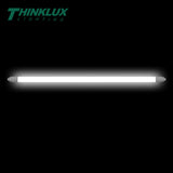 Thinklux LED Tube Turned on