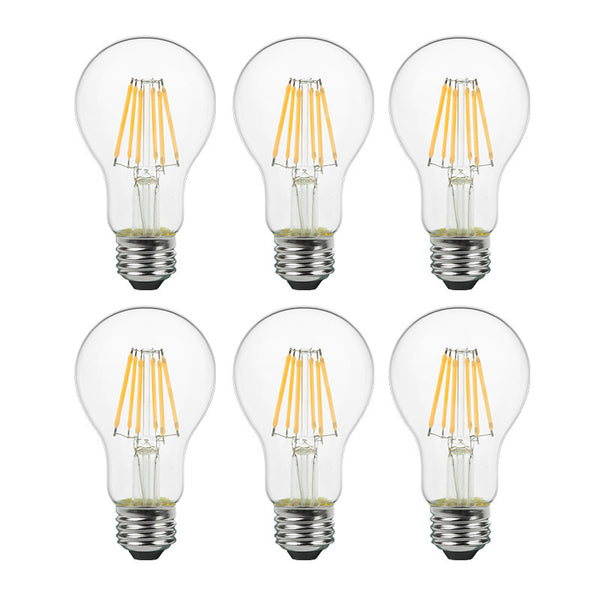 Light Bulb A19 Thinklux Filament Led Bulbs Earthled Com