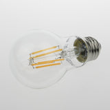 Thinklux Filament LED A19 Light Bulb - 7 Watt - 60 Watt Equal - Dimmable - 6 Pack