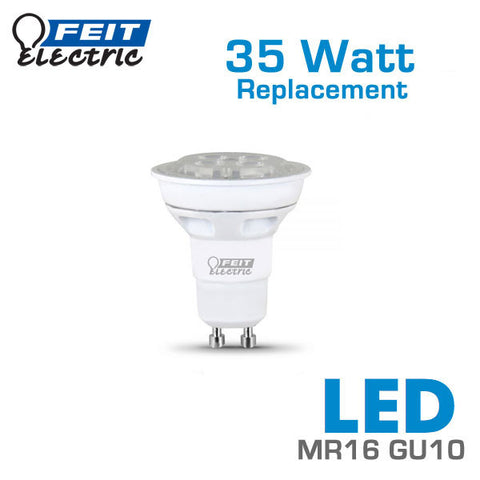 FEIT PerformanceLED MR16 GU10 - 5 Watt - 35 Watt Equal