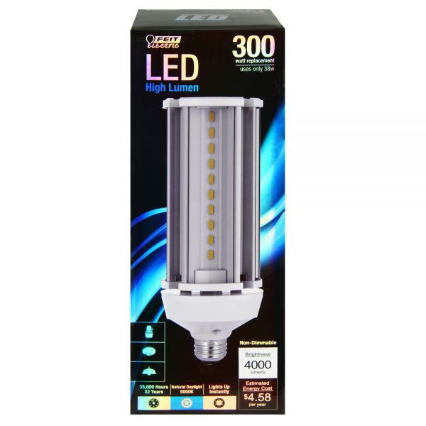 FEIT LED Pole Top Light 300 Watt Replacement