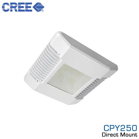 CREE CPY250 Direct Surface Mount LED Canopy and Soffit Luminaire