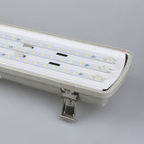Thinklux 4 Foot Vapor Tight LED Garage Fixture - IP67 Wet Location Rated - 40 Watts - 4000 Lumens