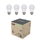 Thinklux A15 Appliance LED Light Bulb - 6 Watt - 60 Watt Equal - Dimmable - Shatterproof - 4 Pack