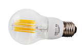 Spotlite USA Edison Collection LED A19 Filament Bulb - 8 Watt - 60 Watt Equal