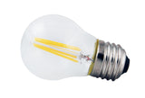 Spotlite USA Edison Collection Vintage LED G16.5 E26 Filament Bulb - 2 Watt - 25 Watt Equal