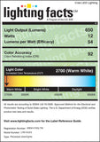 CREE LR6 LED Downlight - GU24 Base - 2700K - Energy Star - Title 24 LED
