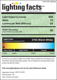 CREE LR6C-DR1000 LED Downlight - 3500K - Energy Star LED