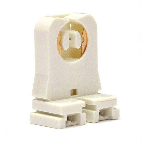 Non Shunted Socket Tombstone Lampholder For T8 Led