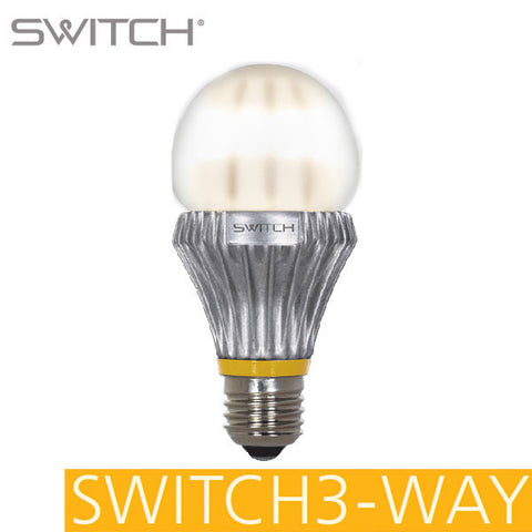 SWITCH 3-Way LED Light Bulb