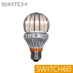 SWITCH LED Light Bulbs, SWITCH40, SWITCH60, SWITCH75 for