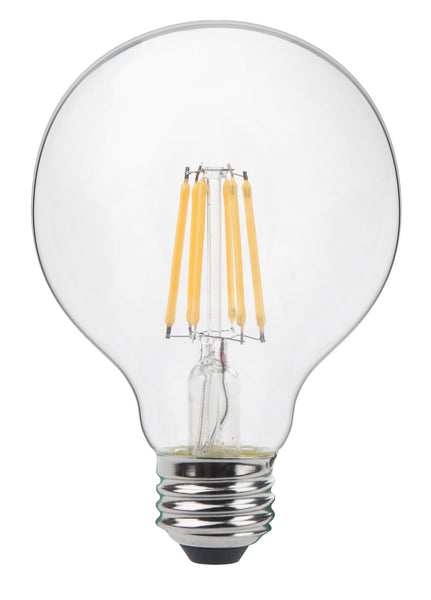 Thinklux Filament Led G25 3 Inch Globe Edison Style Light