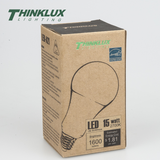 Thinklux High Output Omni-Directional - A21 LED Light Bulb - 15 Watt - 100 Watt Equal - Energy Star Qualified - Dimmable - Shatterproof