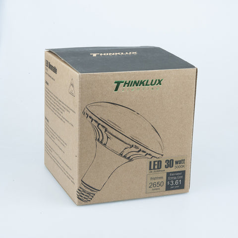 Thinklux Led High Output R40 Br40 Flood 250 Watt Equal Dimmable