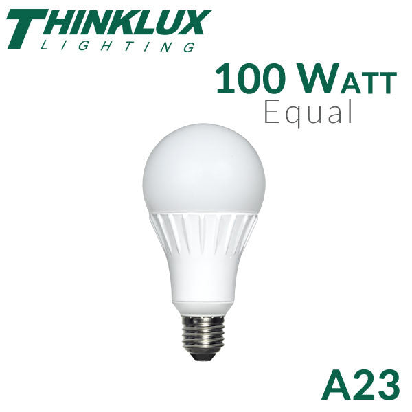 Led Light Bulb 100 Watt Replacement Thinklux Tkua23s02