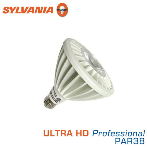 Sylvania ULTRA HD PAR38 Professional Series LED PAR Lamp - 30 Degree - 3000K