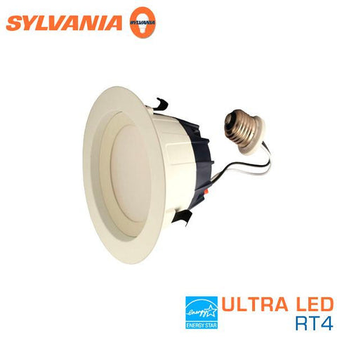 "Sylvania ULTRA RT4 - 4"" LED Recessed Downlight Kit"